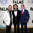 Frank Fertitta IV Night One At Palms Casino Resort's KAOS Dayclub & Nightclub With Travis Scott And Skrillex For Grand Opening Weekend