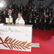 Frank Graziano Palme D'Or Winner Photocall - The 74th Annual Cannes Film Festival