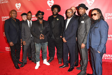 """Frank """"Knuckles"""" Walker 2016 MusiCares Person of the Year Honoring Lionel Richie - Arrivals"""