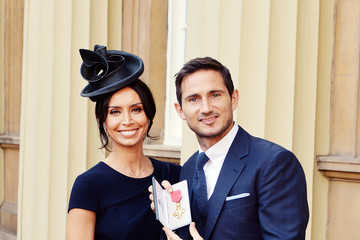 Frank Lampard Investitures at Buckingham Palace