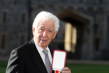 Frank Lowy Investitures at Windsor Castle