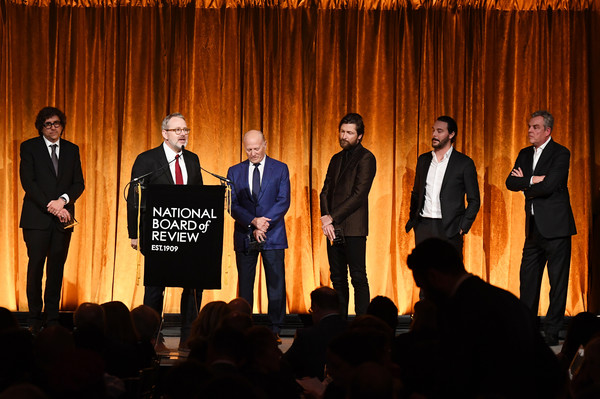 The National Board Of Review Annual Awards Gala - Inside []