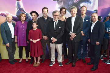 Frank Marshall Rylance The U.S. Premiere Of Disney's 'The BFG'