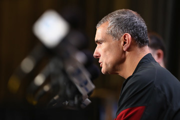 Frank Martin NCAA Men's Final Four - Press Conferences