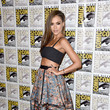 Jessica Alba in Tanya Taylor and Zimmerman