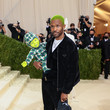 Frank Ocean The 2021 Met Gala Celebrating In America: A Lexicon Of Fashion - Arrivals