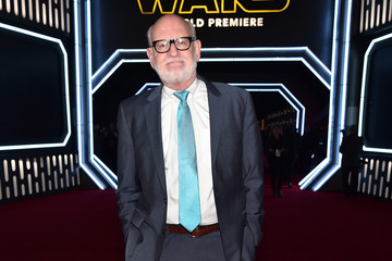 Frank Oz Premiere of 'Star Wars: The Force Awakens' - Red Carpet