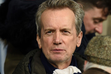 Frank Skinner West Bromwich Albion v Manchester United - Premier League