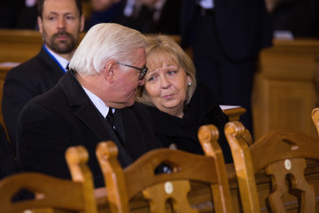 Frank-Walter Steinmeier State Memorial Ceremony For Roman Herzog