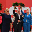 Franziska Giffey European Best Pictures Of The Day - September 27