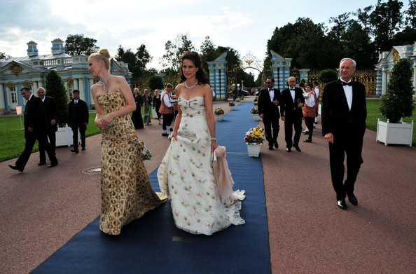 Montblanc New Voices Award 2011 - Montblanc at Mariinsky Ball