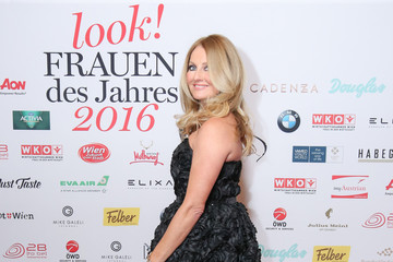 Frauke Ludowig Look Women of the Year Awards in Vienna