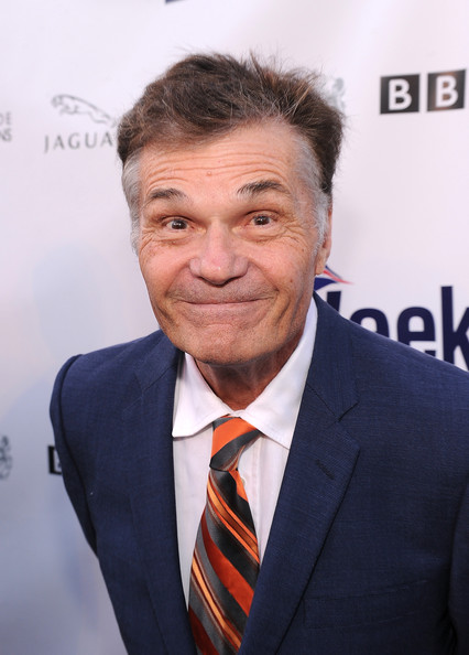 fred willard wife