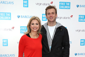 Fred Andrews Arrivals at We Day UK
