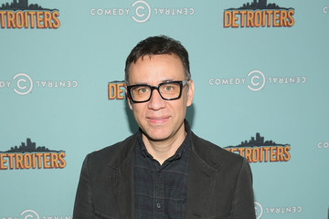 Fred Armisen Comedy Central's 'Detroiters' Premiere Party