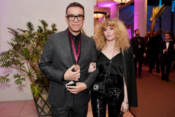 Fred Armisen Pre-GRAMMY Gala And GRAMMY Salute To Industry Icons Honoring Clarence Avant – Inside