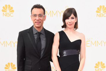Fred Armisen Arrivals at the 66th Annual Primetime Emmy Awards — Part 2
