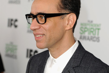 Fred Armisen 2014 Film Independent Spirit Awards - Red Carpet
