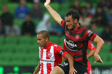 Fred A-League Rd 25 - Melbourne Heart v Western Sydney