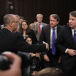 Fred Guttenberg Senate Holds Confirmation Hearing For Brett Kavanugh To Be Supreme Court Justice