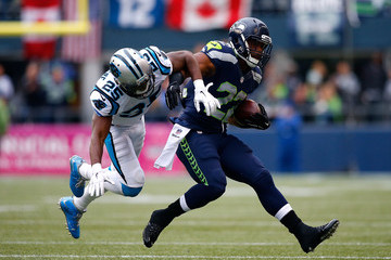 Fred Jackson Carolina Panthers v Seattle Seahawks