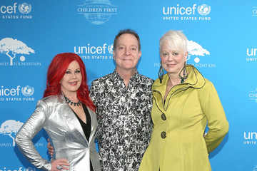 Fred Schneider UNICEF's Evening for Children First to Honor Ted Turner
