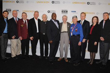 Fred Smith Unbroken Private Screening