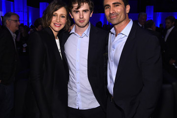 Freddie Highmore 2015 A+E Networks Upfront - Inside