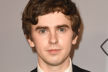 Freddie Highmore Warner Bros. Pictures And InStyle Host 19th Annual Post-Golden Globes Party - Arrivals