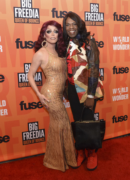"""""""Twerk Of Art"""" Photography Collection From Fuse TV's Big Freedia"""