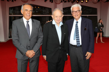 Frederick Wiseman 'Ex Libris. the New York Public Library' Premiere - 74th Venice Film Festival