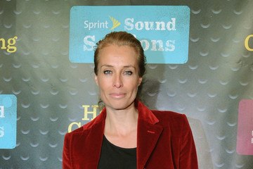 Frederique Van Der Wal Arrivals at the Sprint Sound Sessions