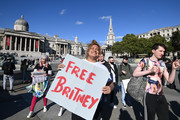 #FreeBritney Rally In London