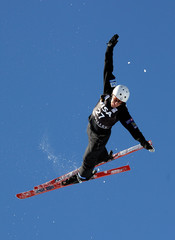 Remi Belanger Freestyle Skiing World Cup