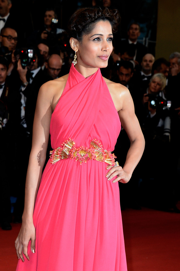 Freida Pinto - Arrivals at the Cannes Opening Ceremony — Part 3