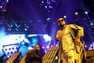 French Montana 2017 Coachella Valley Music and Arts Festival - Weekend 1 - Day 3