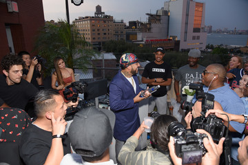 French Montana Samsung's Made for Summer Series Celebrates French Montana's New 'Jungle Rules' Album During Live at 837