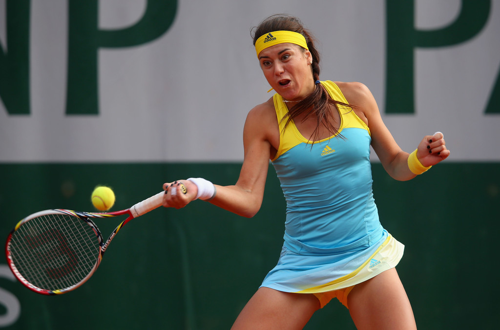 French Open: Day 1(Sorana Cirstea)