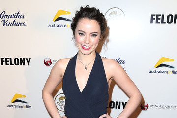 Freya Tingley 'Felony' Premieres in LA