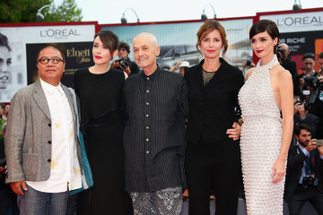 Fruit Chan Opening Ceremony and 'Everest' Premiere - 72nd Venice Film Festival