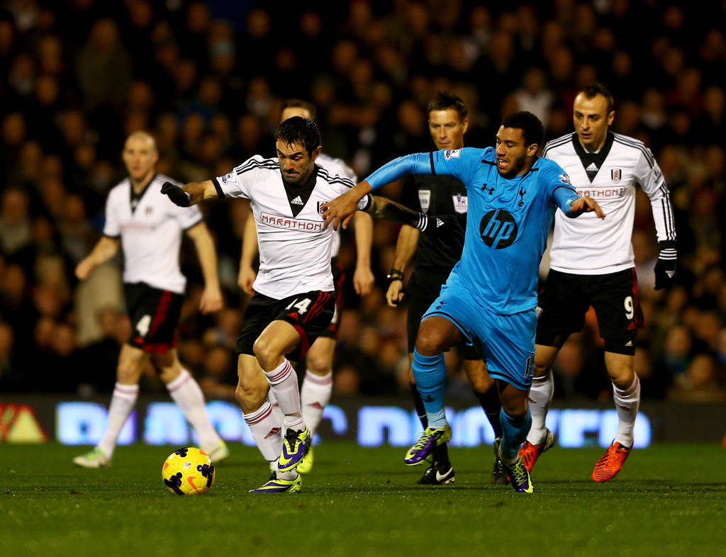 fulham vs tottenham - photo #25