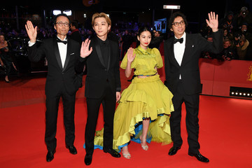Fumi Nikaido Opening Ceremony & 'Isle of Dogs' Premiere Red Carpet - 68th Berlinale International Film Festival