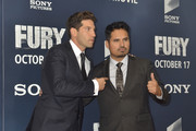 Michael Pena Jon Bernthal Photos Photo