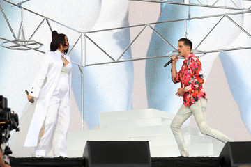 G-Eazy Cardi B 2018 Coachella Valley Music And Arts Festival - Weekend 1 - Day 3