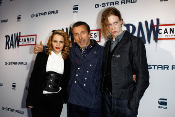 Pierre Morisset G-Star Raw Store Opening - 65th Annual Cannes Film Festival
