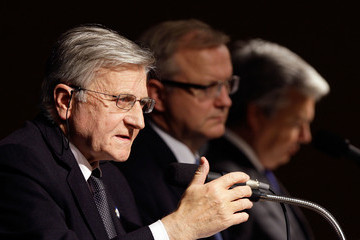 Jean-Claude Trichet G20 Finance Ministers & Central Bank Governors Meeting Takes Place In Seoul