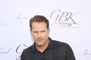 Jason Lewis attends the GBK and La Peer Pre-Globes Luxury Lounge on January 04, 2020 in Los Angeles, California.
