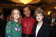(L-R) Liv Hewson, Kalen Allen and Grayson attend the GLSEN Respect Awards Los Angeles at the Beverly Wilshire Four Seasons Hotel on October 25, 2019 in Beverly Hills, California.