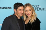"""Jason Biggs and Jenny Mollen attend the GOOD + Foundation """"An Evening of Comedy + Music"""" Benefit at Carnegie Hall on September 12, 2018 in New York City."""