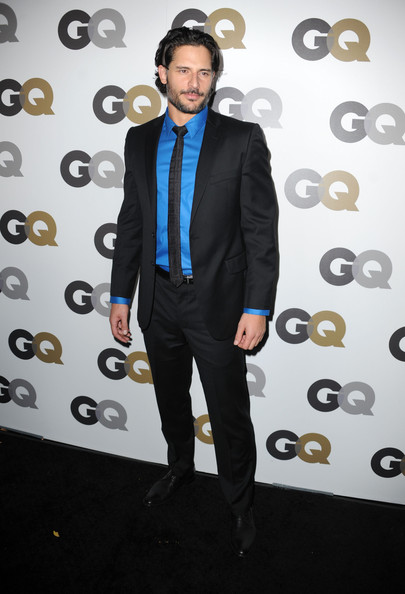 "Actor Joe Manganiello  arrives at the 15th annual ""GQ Men of the Year"" party held at Chateau Marmont on November 17, 2010 in Los Angeles, California."